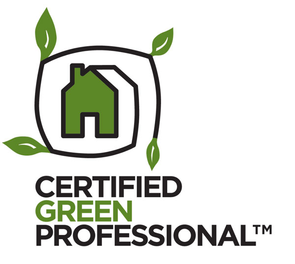 Certified Green Professional Logo